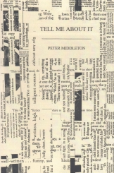 Tell Me About It: Peter Middleton